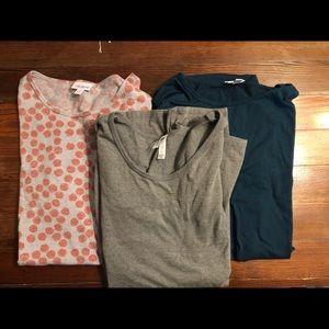 Lot of Lularoe shirts